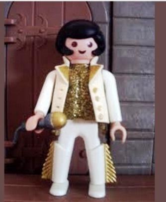 Liberace Lego Elvis