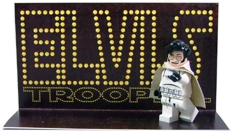 StormTrooper LEGO Elvis