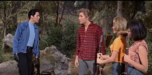 Elvis as Josh and Jody