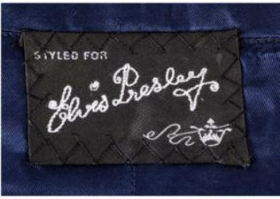 Elvis Frontier Hotel Suit - Custom Label