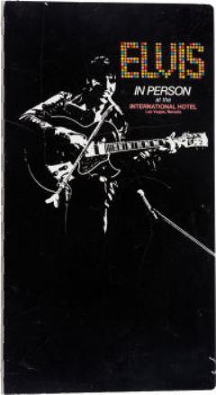 Elvis Metal Scrapbook - Cover