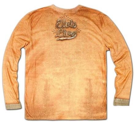 The King's Golden Tuxedo T-shirt - back
