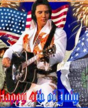 Elvis God Bless America