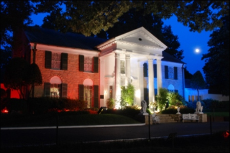 Red White and Blue Graceland