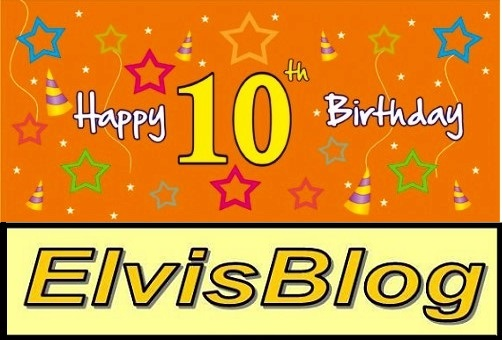 Happy 10th Birthday Banner