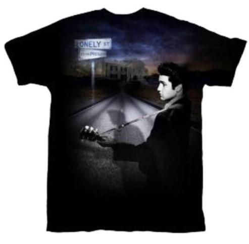 Elvis Presley Boulevard Lonely Street