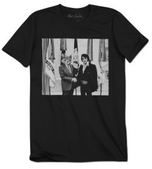 Elvis Stage presence T-Shirt