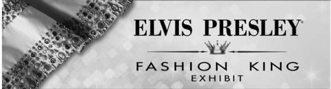 Elvis Presley Fashion King Logo