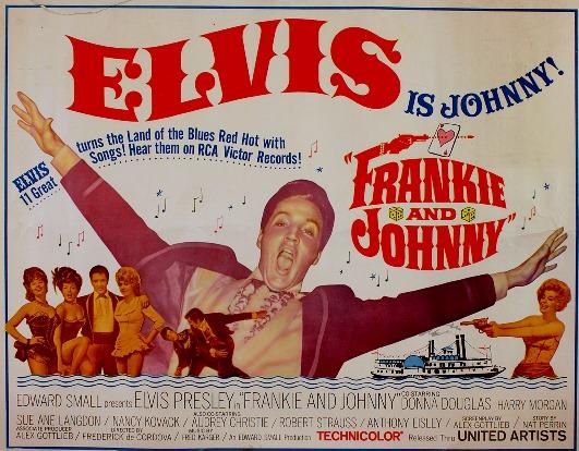 Frankie and Johnny Movie Poster