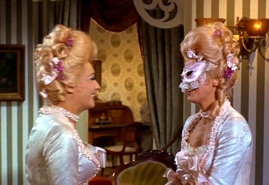 Frankie and Nellie in Same Costumes in Frankie and Johnny