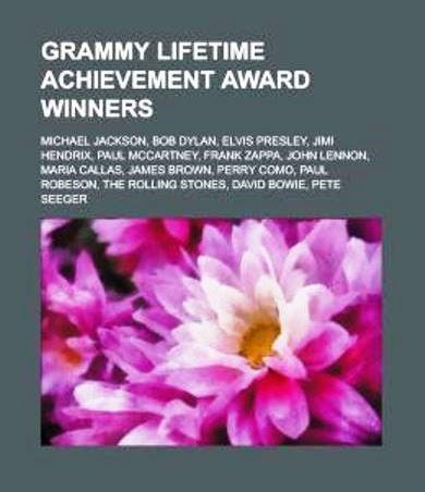 Grammy Lifetime Achievement Award Winners