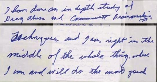 Elvis' Letter to Nixon - In Depth Study of Drug Abuse