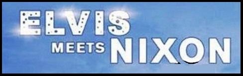 Elvis Meets Nixon Banner