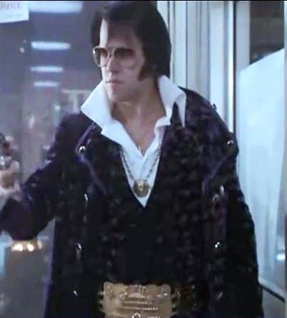 Elvis' Outfit when He Met Nixon