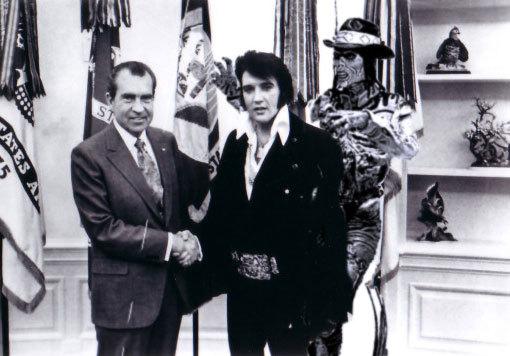 Nixon, Elvis and Bubba Ho-Tep